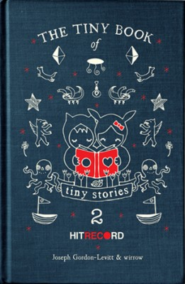 Cover - The Tiny Book of Tiny Stories