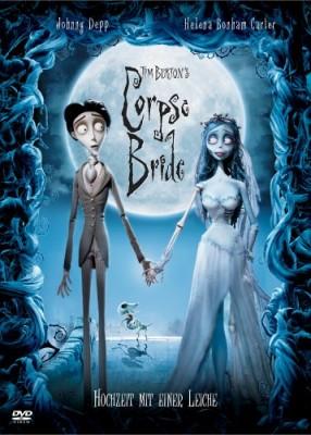 Cover - Corpse Bride - Hochzeit mit einer Leiche