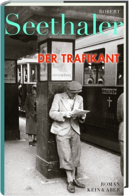Cover - Der Trafikant