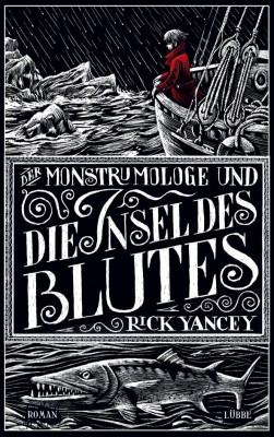 Cover - Der Monstrumologe und die Insel des Blutes