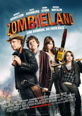 Cover - Zombieland