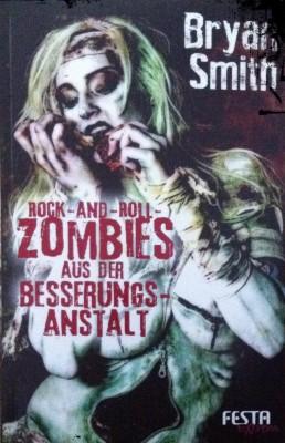 Cover - Rock-and-Roll Zombies aus der Besserungsanstalt