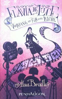 Cover - Flavia de Luce (4) - Vorhang auf für eine Leiche