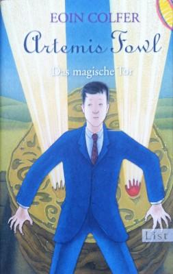 Cover - Artemis Fowl - Das magische Tor