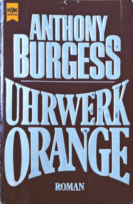 Cover - Uhrwerk Orange