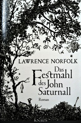 Cover - Das Festmahl des John Saturnall