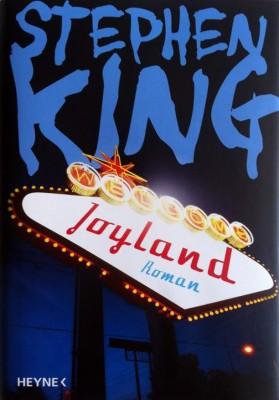 Cover - Joyland