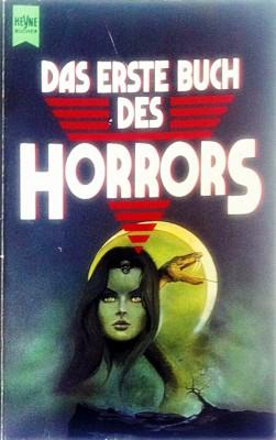 Cover - Das erste Buch des Horrors