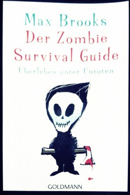 Cover - Der Zombie Survival Guide