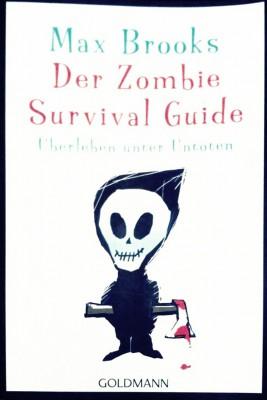 Cover - Der Zombie Survival Guide