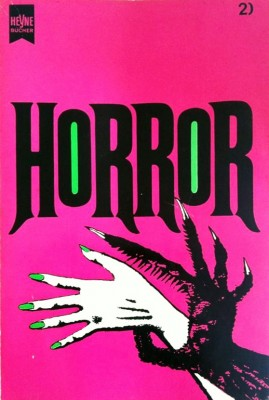 Cover - Horror²