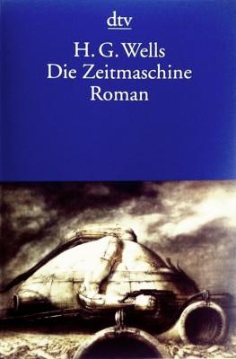 Cover - Die Zeitmaschine