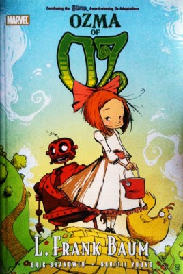 Cover - Ozma of Oz