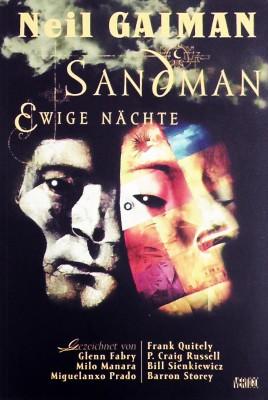 Cover - Sandman: Ewige Nächte