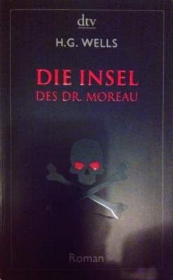 Cover - Die Insel des Dr. Moreau