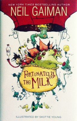 Cover - Fortunately, the milk