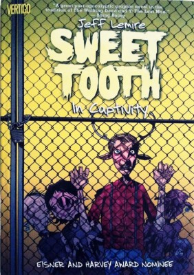 Cover - Sweet Tooth Vol 2 - In Captivity