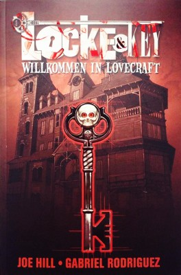 Cover - Locke & Key 1 - Willkommen in Lovecraft