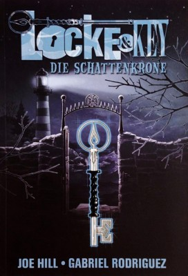 Cover - Locke & Key 3 - Die Schattenkrone