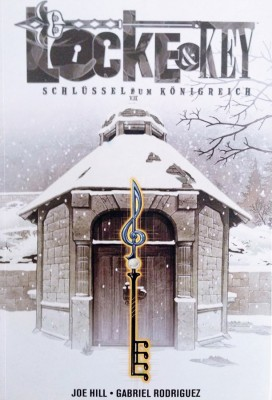 Cover - Locke & Key 4 - Schlüssel zum Königreich