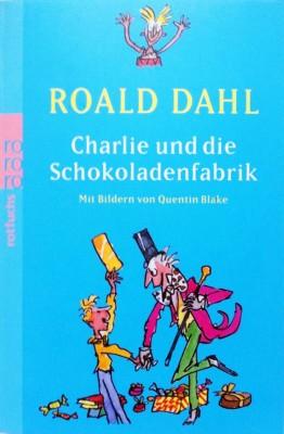 Cover - Charlie und die Schokoladenfabrik