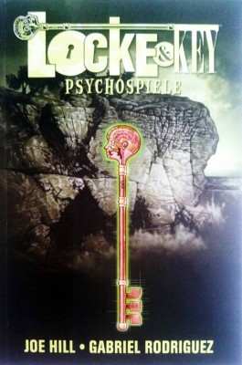 Cover - Locke & Key 2 - Psychospiele