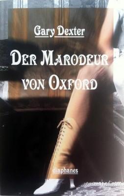 Cover - Der Marodeur von Oxford