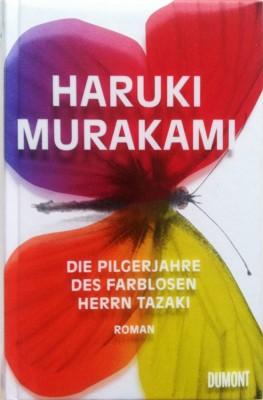 Cover - Die Pilgerjahre des farblosen Herrn Tazaki