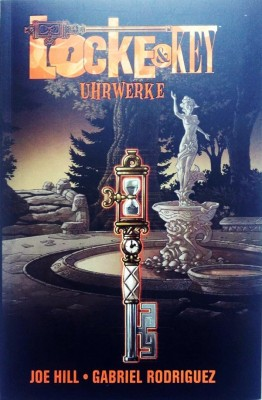 Cover - Locke & Key 5 - Uhrwerke