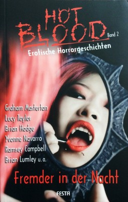 Cover - Hot Blood² - Fremder in der Nacht
