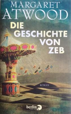 Cover - Die Geschichte von Zeb