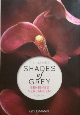 Cover - Shades of Grey – Geheimes Verlangen