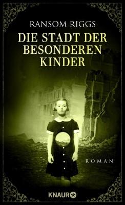 Cover - Die Stadt der besonderen Kinder