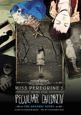 Cover - Miss Peregrine's Home for Peculiar Children - The Graphic Novel