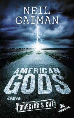 Cover - American Gods