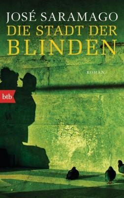 Cover - Die Stadt der Blinden