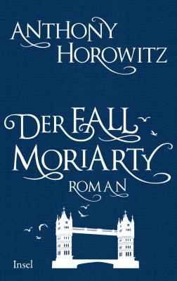 Cover - Der Fall Moriarty