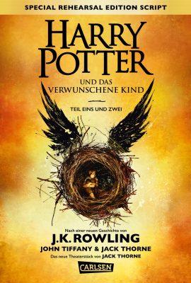 Cover - Harry Potter und das verwunschene Kind