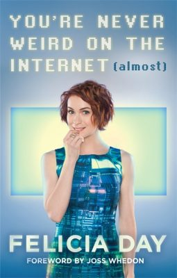 Cover - You're never weird on the internet