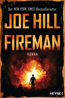 Cover - Fireman - Joe Hill