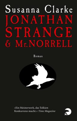 Jonathan Strange & Mr.Norrell - Cover