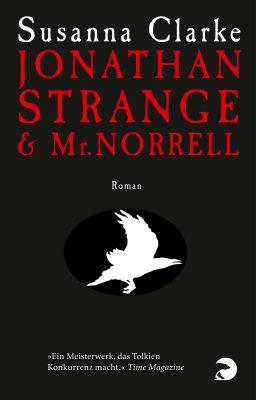 Jonathan Strange & Mr.Norrell - Cover